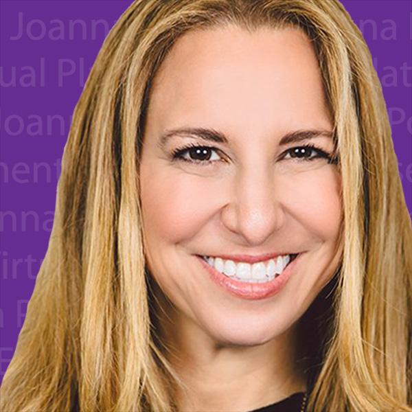 Virtual Platforms w/Joanna Popper,Global Head Virtual Reality HP